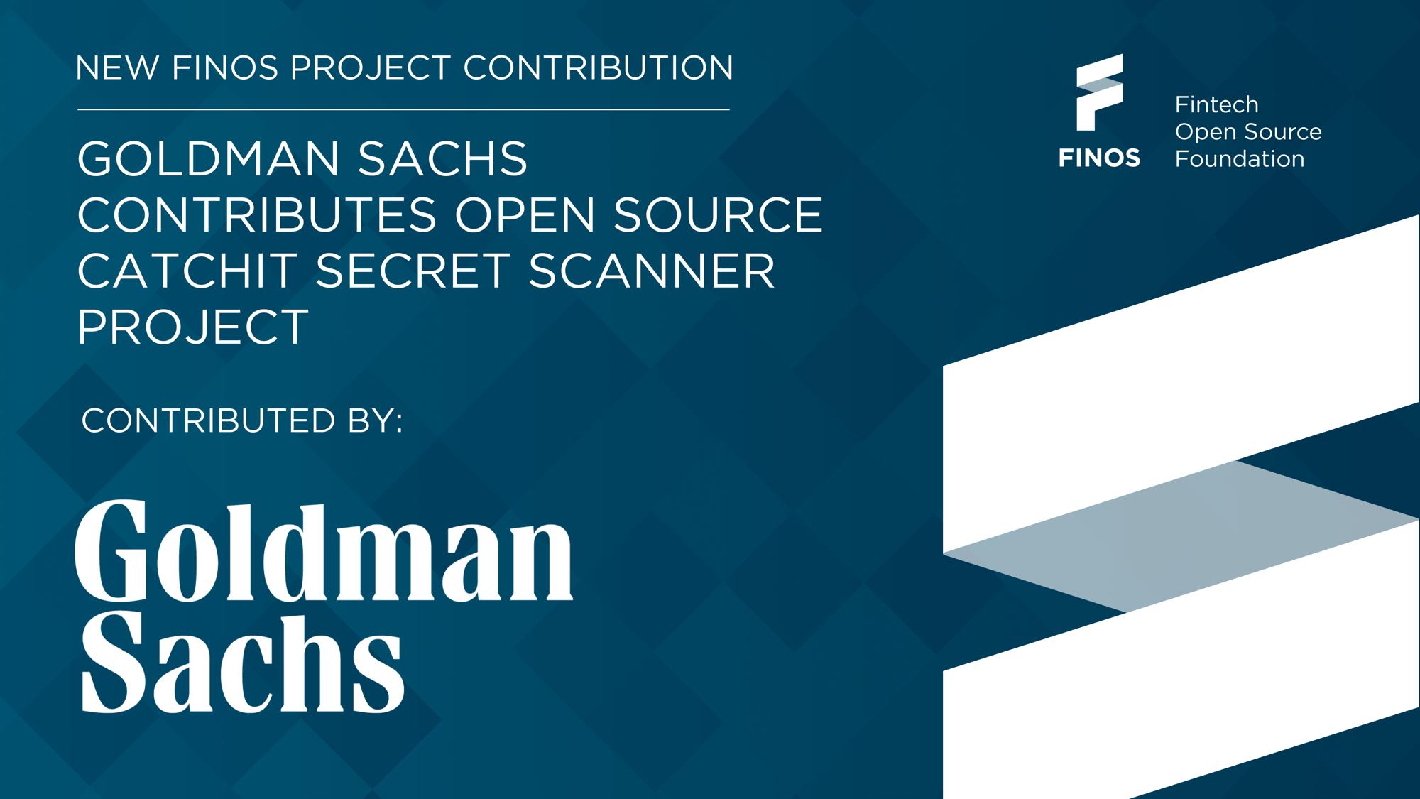 FINOS-catchit-secret-scanner-contribution-gs