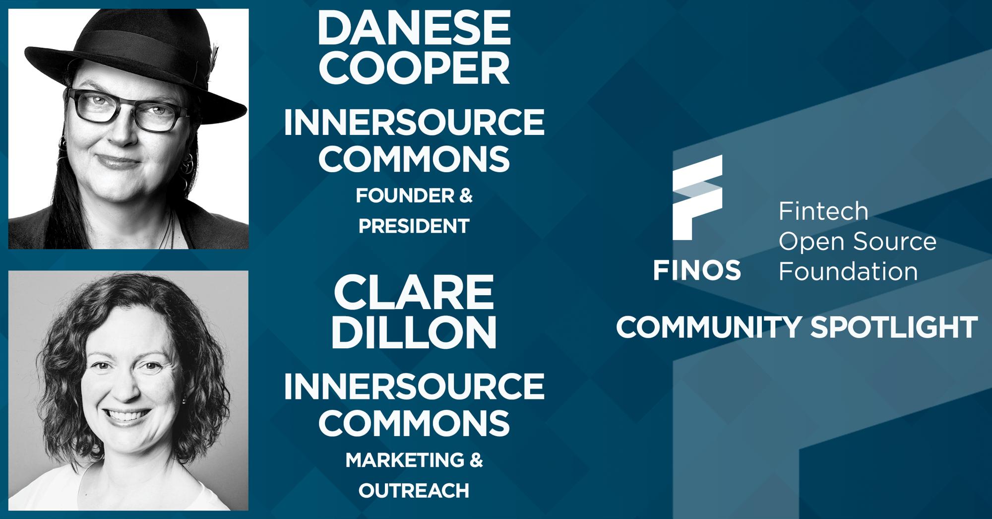 FINOS-community-spotlight-danese-cooper-clare-dillon