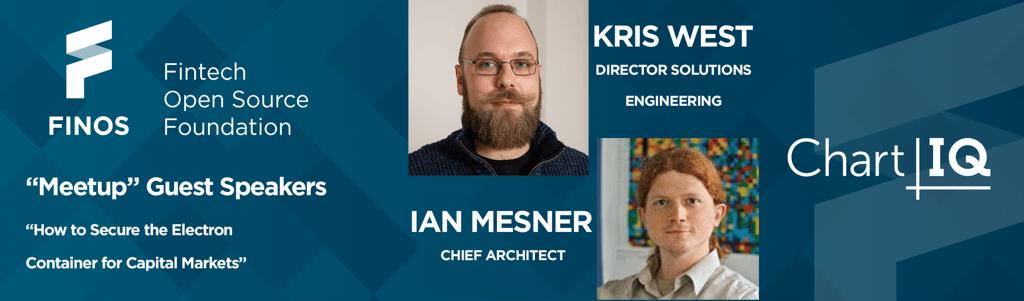 FINOS-meetup-guest-speakers-kris-west-ian-mesner-email-banner