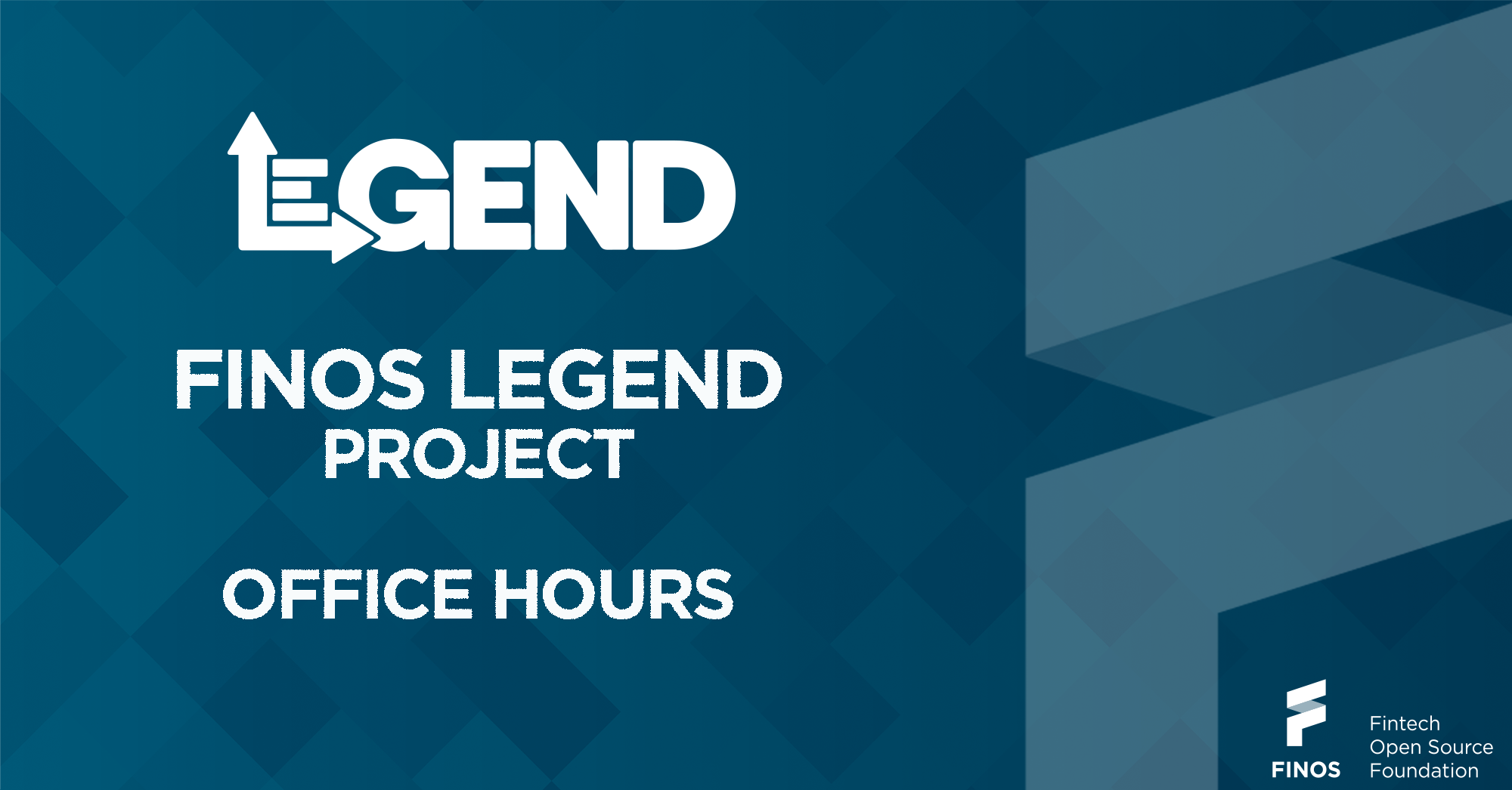 FINOS-project-legend-office-hours