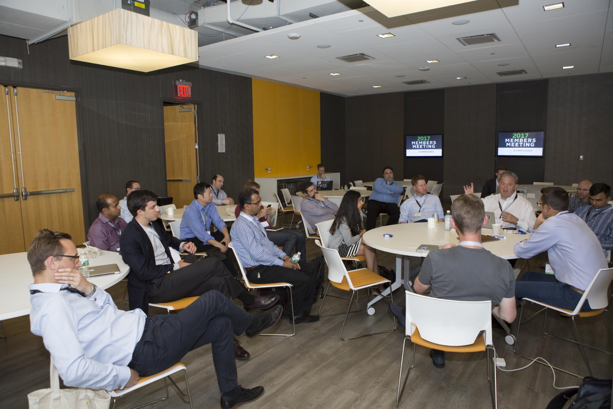 API Working Group Meeting