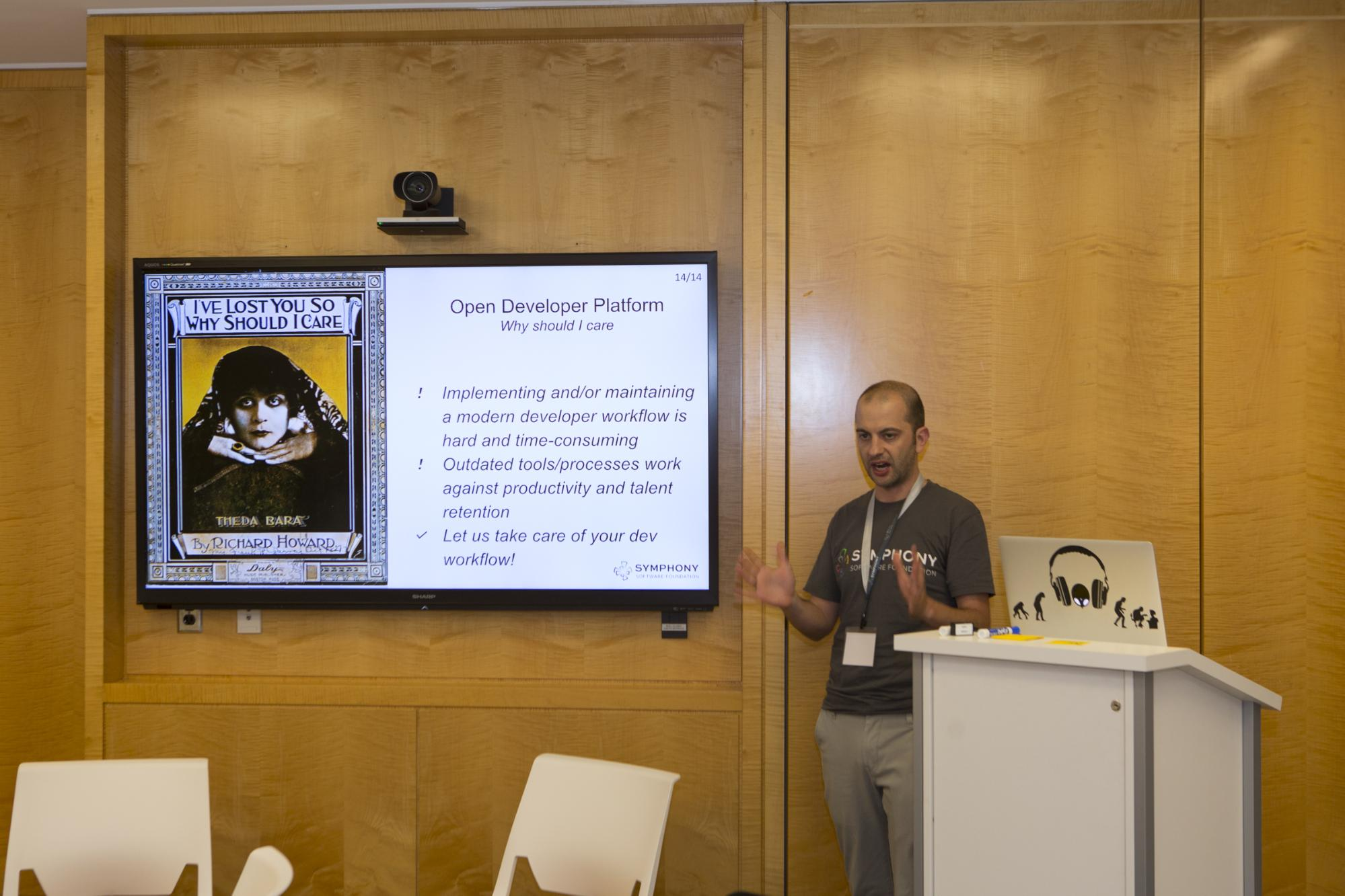 Maurizio Pillitu Open Developer Platform