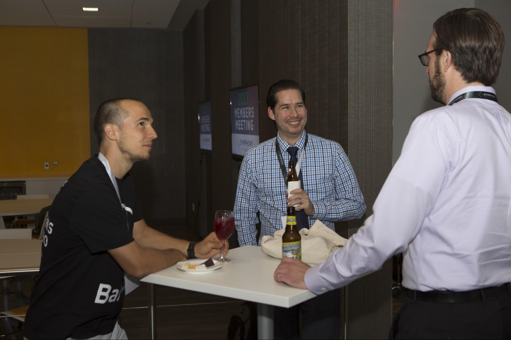 Members Meeting Networking
