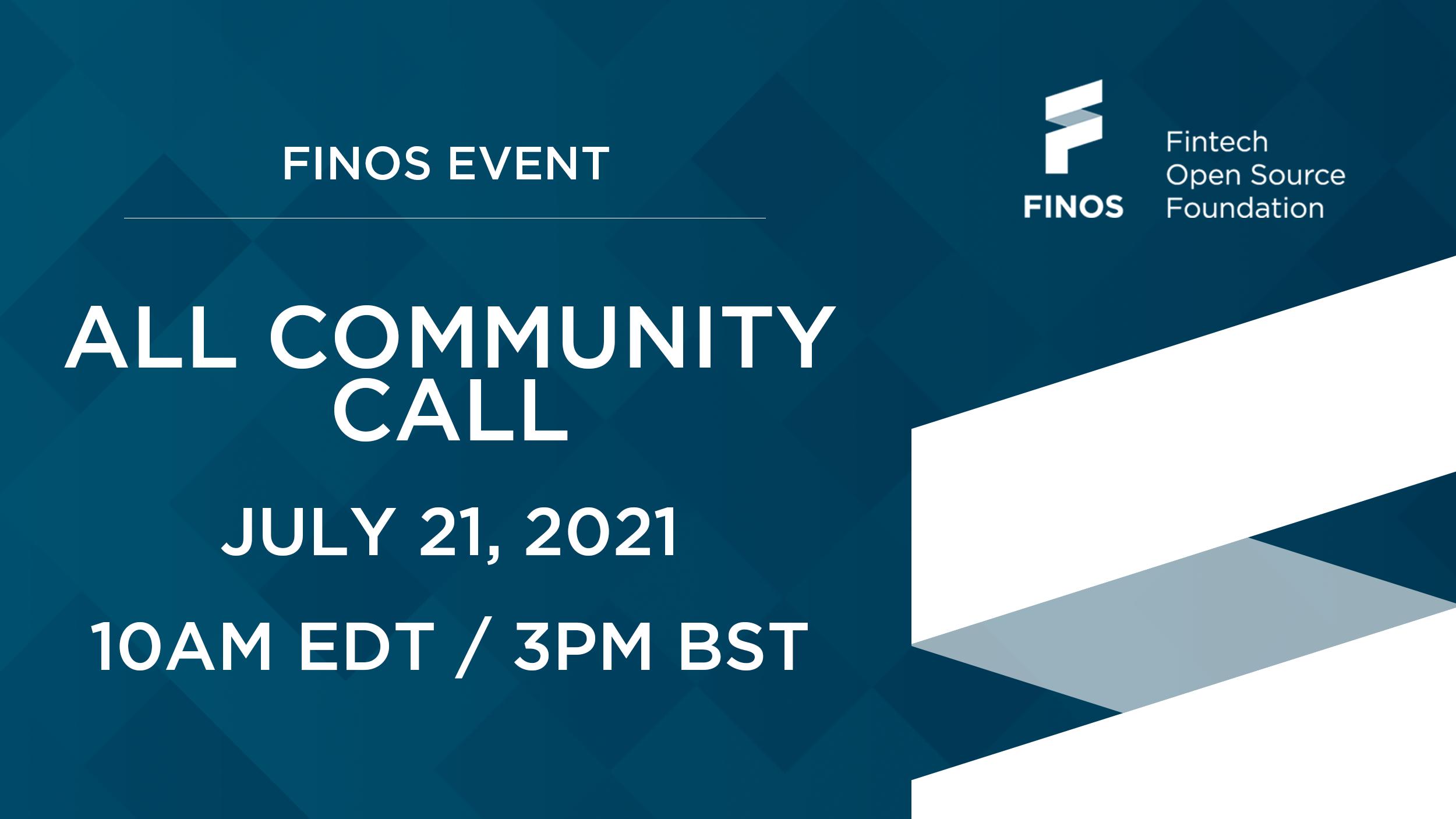 all-community-call-july-21