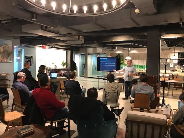 Open Source and Fintech Meetup March